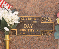 """Sgt Clyde Raymond """"Ray"""" Day"""