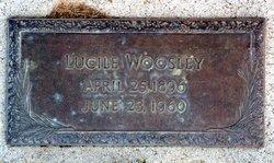 Lucile <I>Tyler</I> Woosley