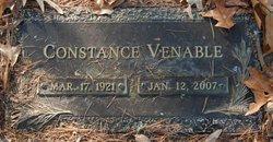 Constance Geraldine <I>Brown</I> Venable
