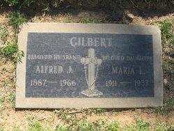 Alfred J Gilbert