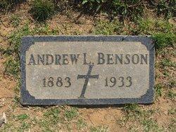 Andrew Laurious Benson