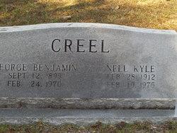 George Benjamin Creel