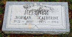 Mrs Catherine <I>Hallman</I> Heebner