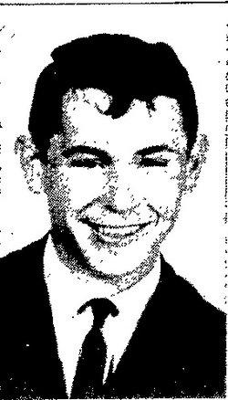 LCpl Marvin Edward Gordon
