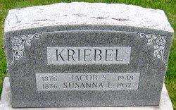 Jacob Shelly Kriebel
