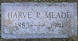 Harve P Meade