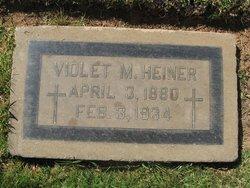 Violet M. Heiner