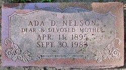 Ada Dannette Nelson