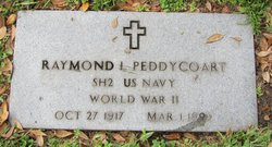Raymond L Peddycoart