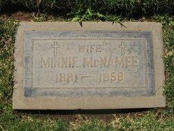 Minnie McNamee
