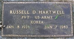 Russell D Hartwell