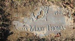Anna Mary Thomas