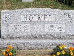 John B Holmes