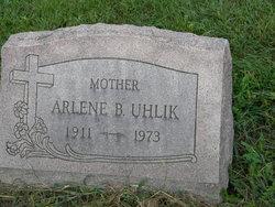 Arlene B Uhlik