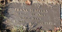 Frank H. Myers