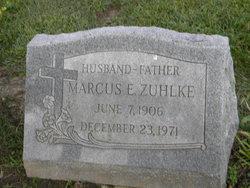 Marcus E. Zuhlke