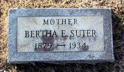 Bertha Estella <I>Bowers</I> Suter