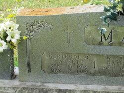 Gertrude May Hargett