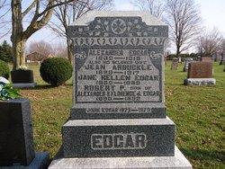 Jean <I>Arbuckle</I> Edgar