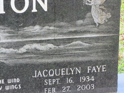 Jacquelyn Faye Molton