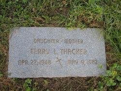 Terry L Thacker
