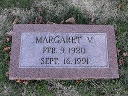 Margaret V. Morgan