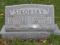 Anthony J Sikorsky