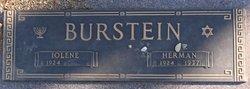 Herman Burstein