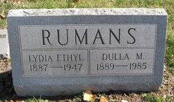 Lydia Ethel Rumans