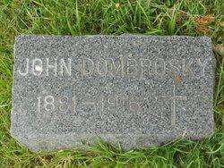 John Dombrosky