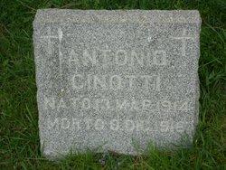 Antonio Cinotti