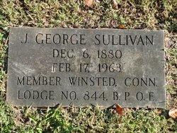 J George Sullivan