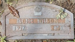 Eloise Wilson