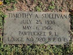 Timothy A Sullivan
