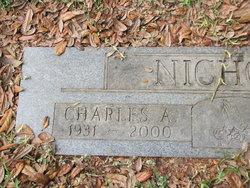 Charles A Nichols