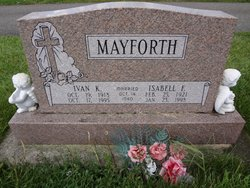 Isabell F. Mayforth
