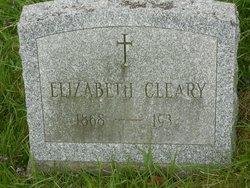 Elizabeth Cleary