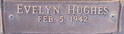 Evelyn <I>Hughes</I> Clark