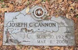 Joseph C Cannon