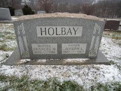 Frances M. <I>Patrick</I> Holbay