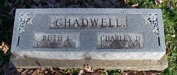 Ruth <I>Ludden</I> Chadwell