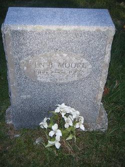 "Benjamin B ""Ben"" Moore"