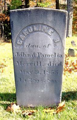 Caroline B. Merrill