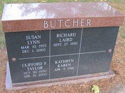 Susan Lynn <I>Butcher</I> Taylor