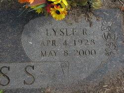 Lysle R Twiss