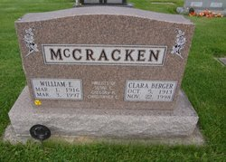 Clara Berger McCracken