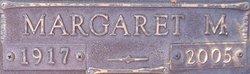 Margaret M Browning