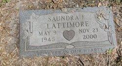 Saundra E Lattimore