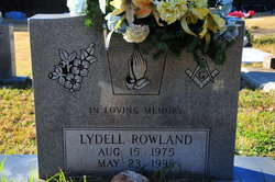 Lydell Rowland