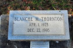 Blanche M. Thornton